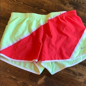 Nike Dri-Fit Running Shorts. Small
